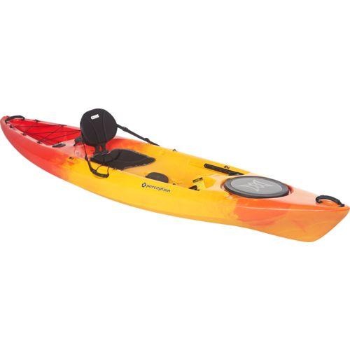 Perception R15 Pescadors 120 Kayak Review