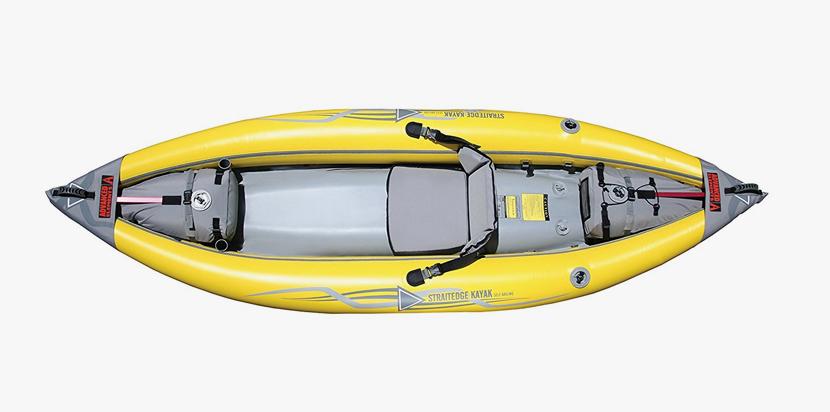 advanced elements strait edge kayaks